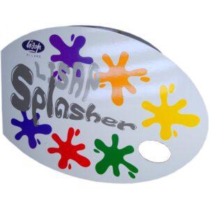Vzorník barev splasher